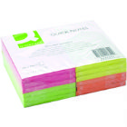 Q Connect Quick Sticky Note 125X75Mm Ne (Pack of 12)